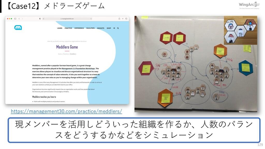 【Case12】メドラーズゲーム 129 https://management30.com/p...