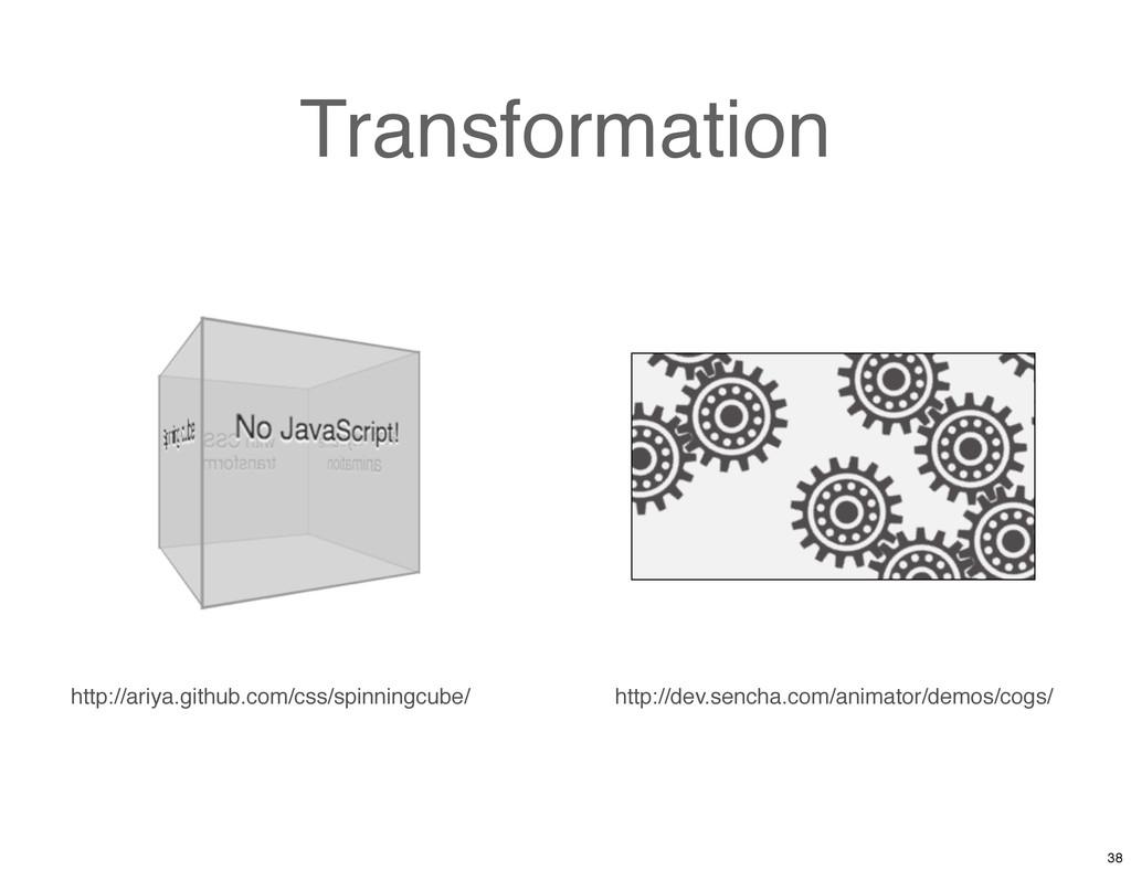 Transformation http://ariya.github.com/css/spin...