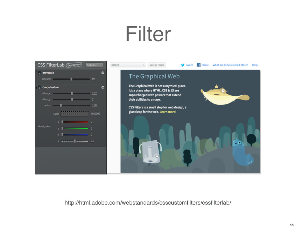 Filter http://html.adobe.com/webstandards/csscu...