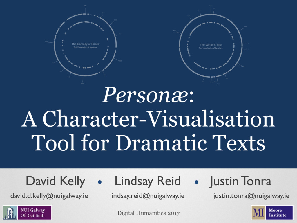 Personæ: A Character-Visualisation Tool for Dra...