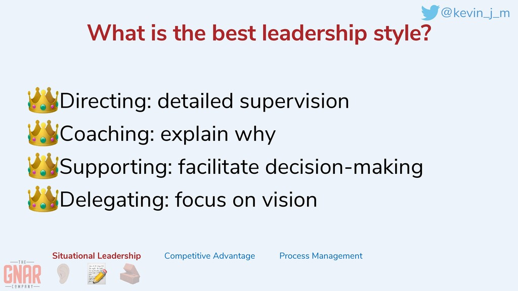 @kevin_j_m Situational Leadership Competitive A...