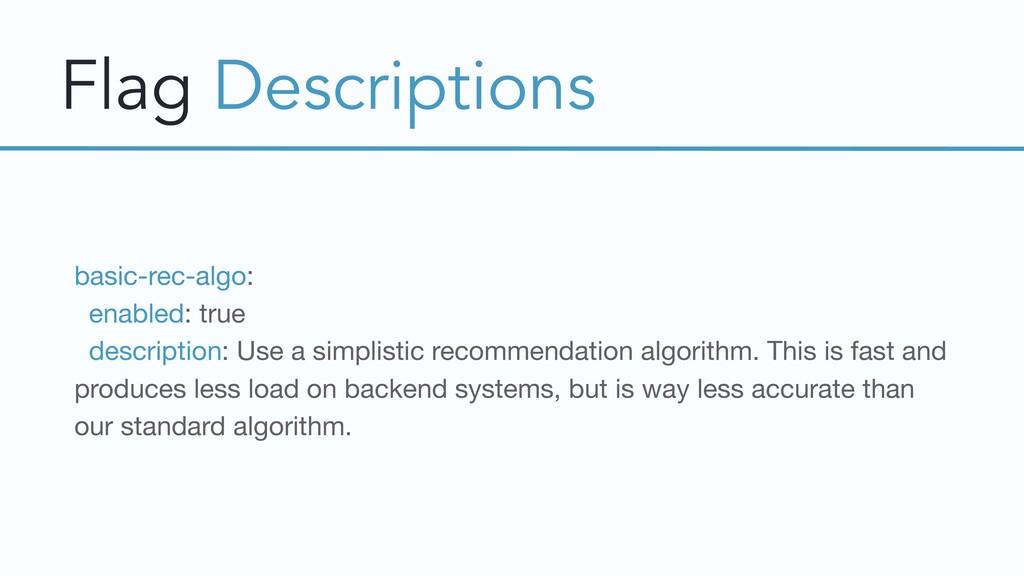 Flag Descriptions basic-rec-algo:  enabled: tru...
