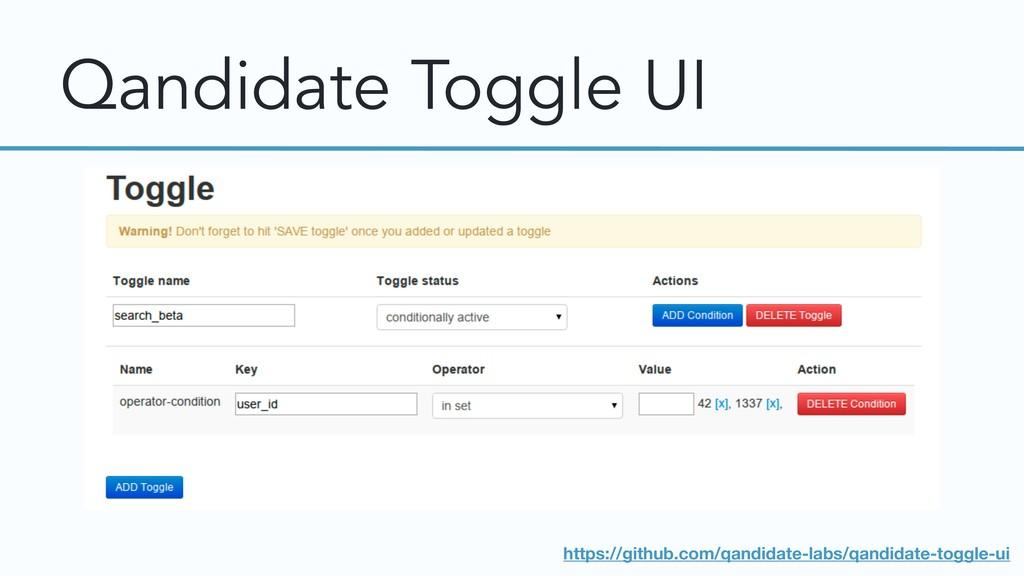 Qandidate Toggle UI https://github.com/qandidat...