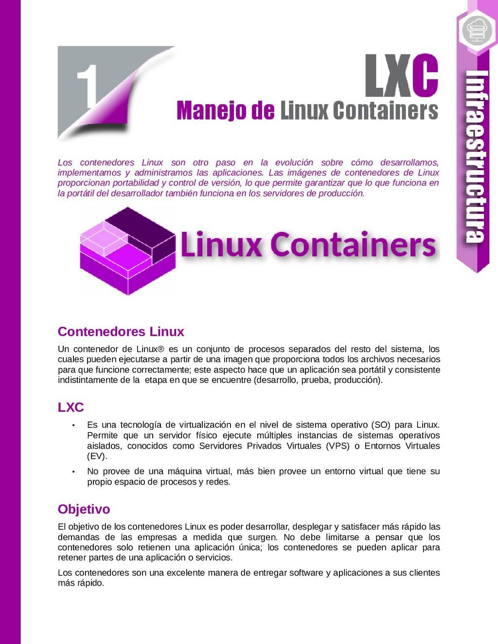 Los contenedores Linux son otro paso en la evol...