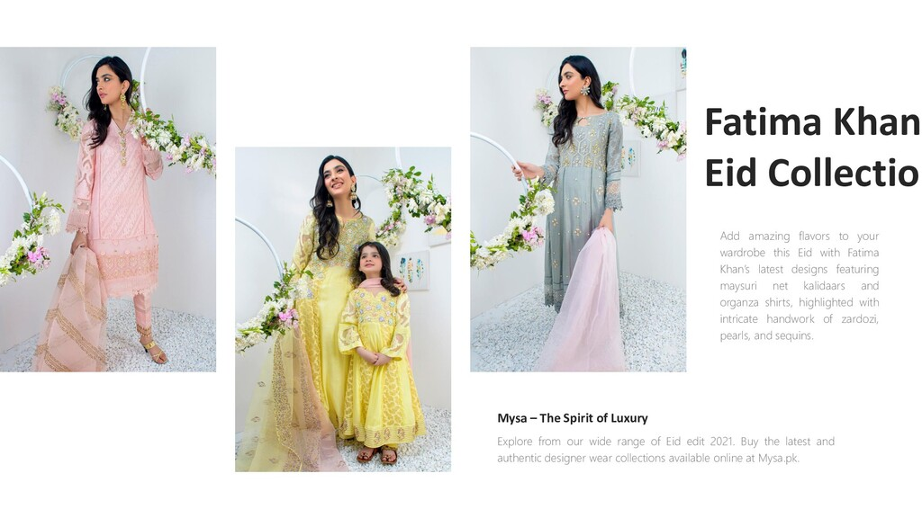 Explore from our wide range of Eid edit 2021. B...