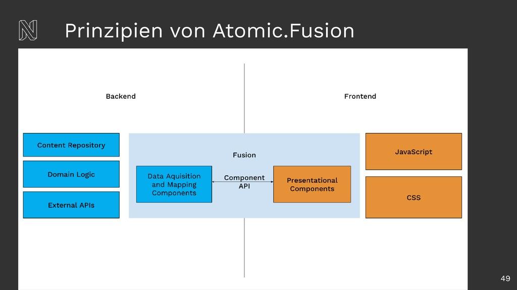 Prinzipien von Atomic.Fusion 49