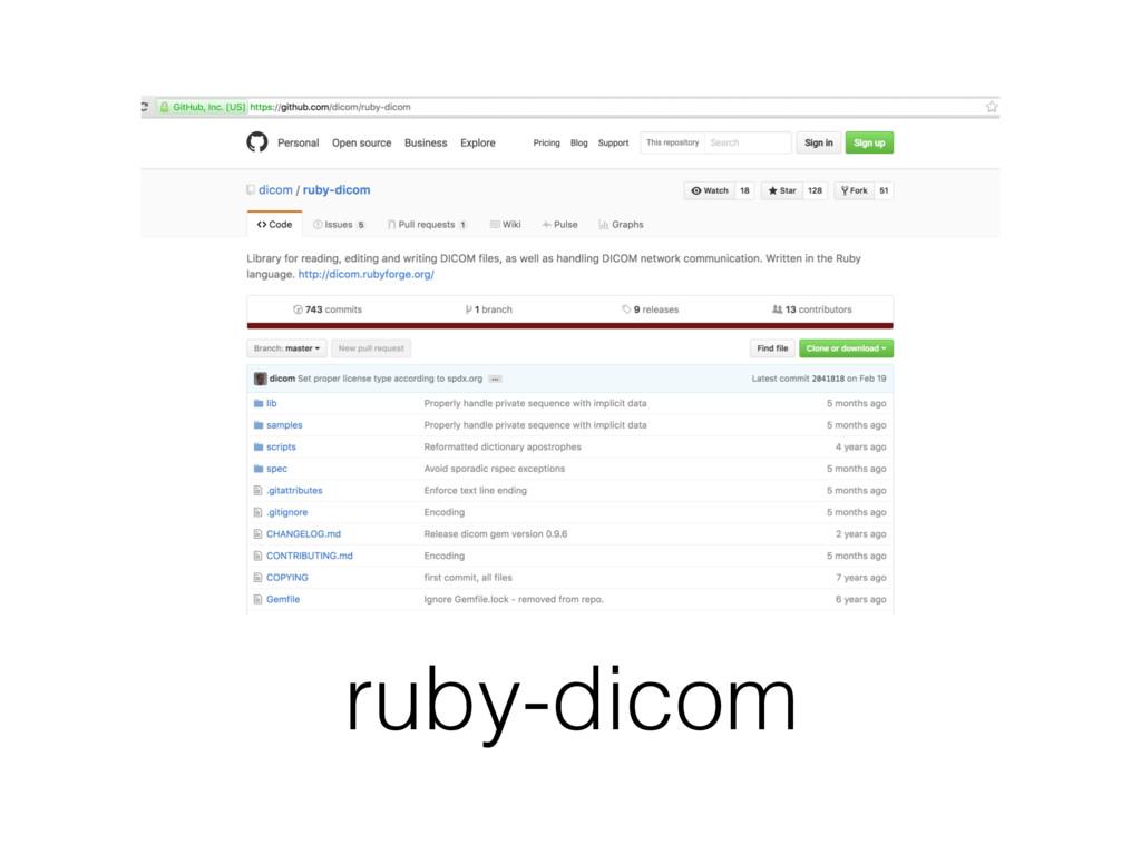 ruby-dicom