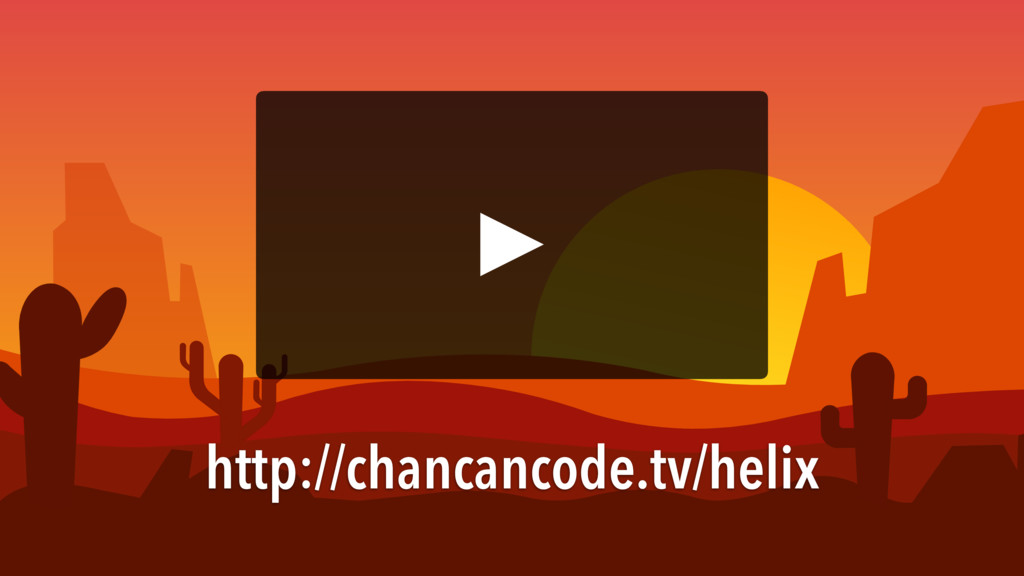 ▶ http://chancancode.tv/helix