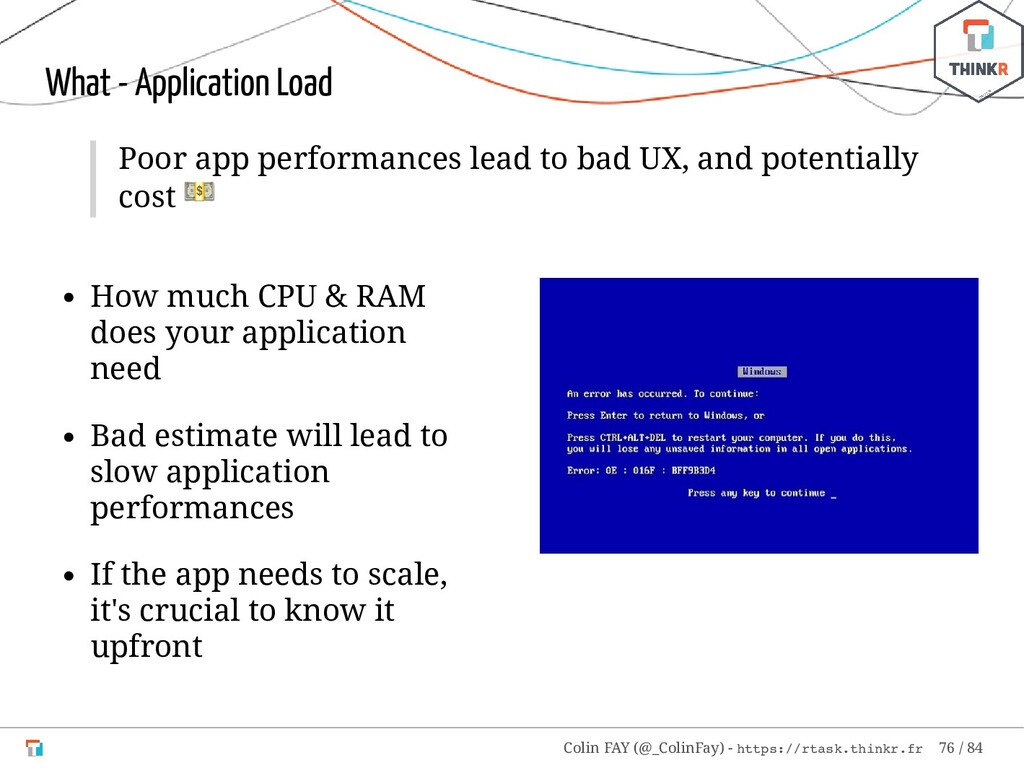 How much CPU & RAM does your application need B...