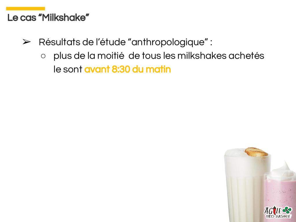 """➢ Résultats de l'étude """"anthropologique"""" : ○ pl..."""