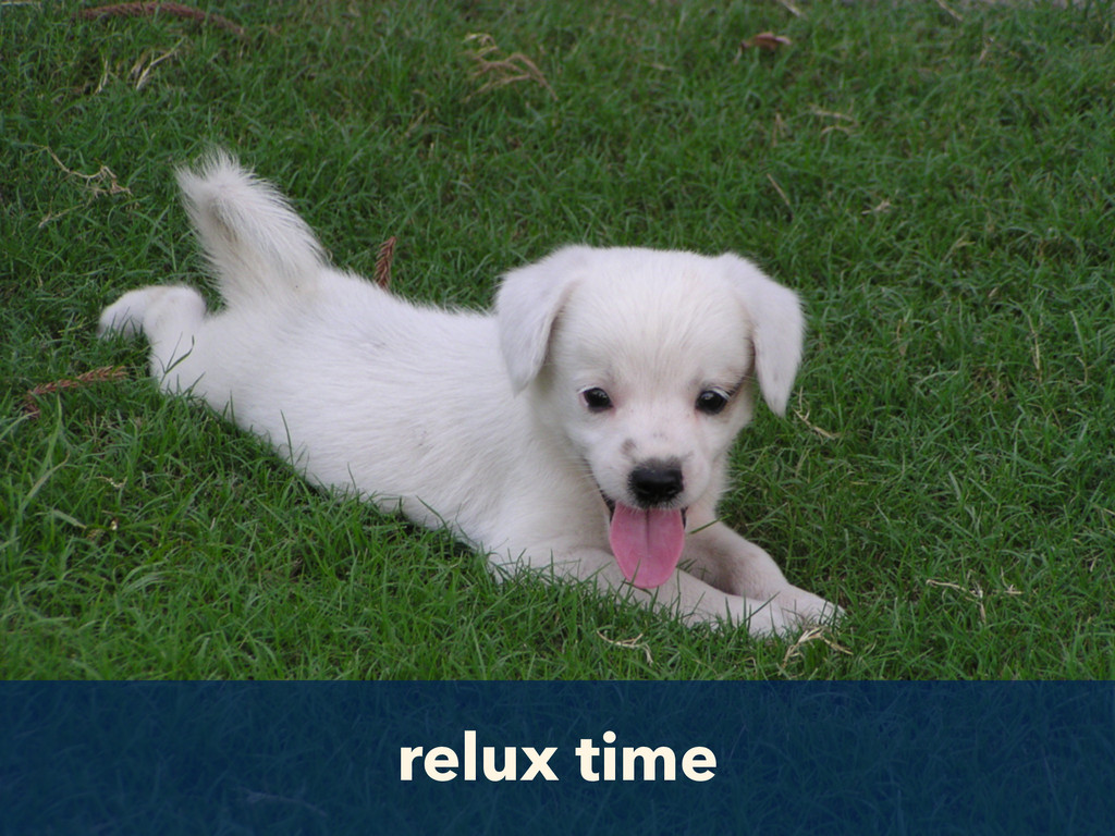 relux time