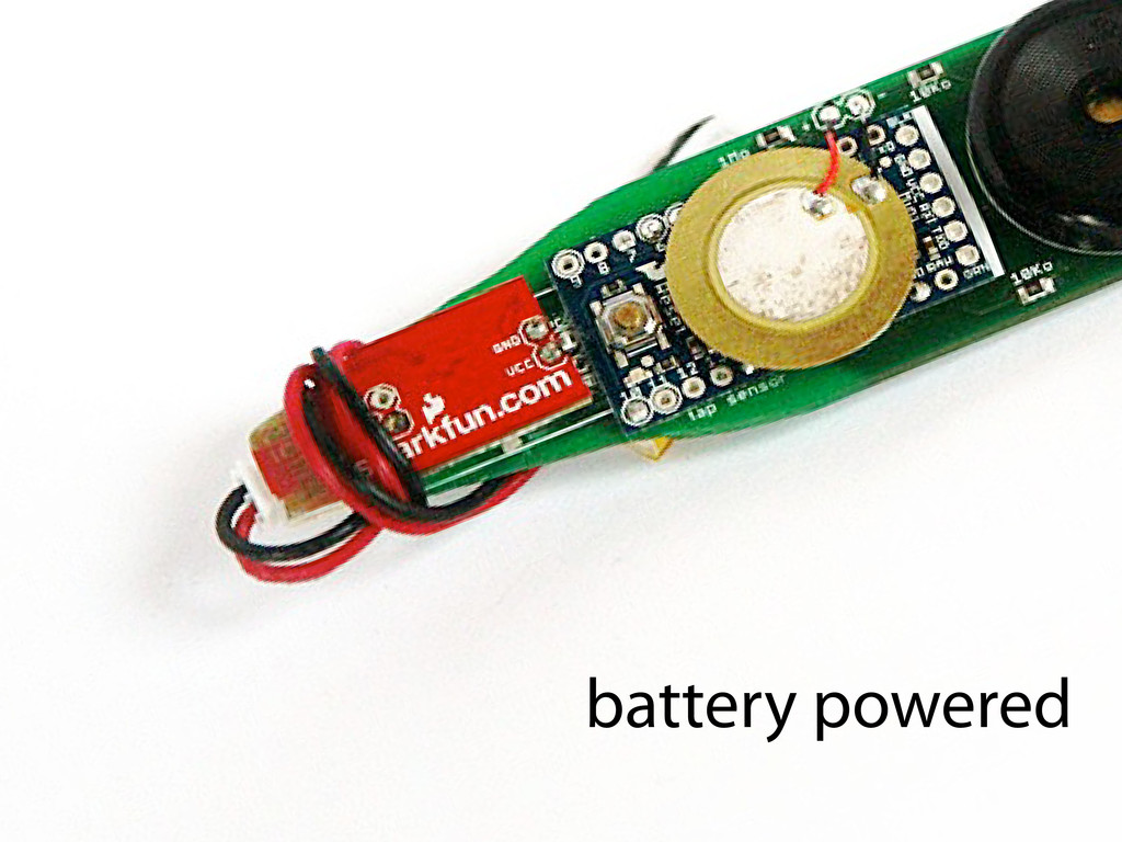 battery powered