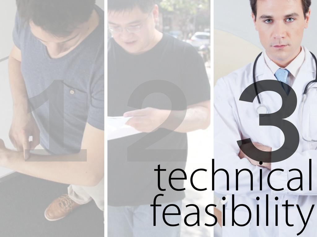 1 Kittel serious look 2 3 technical feasibility