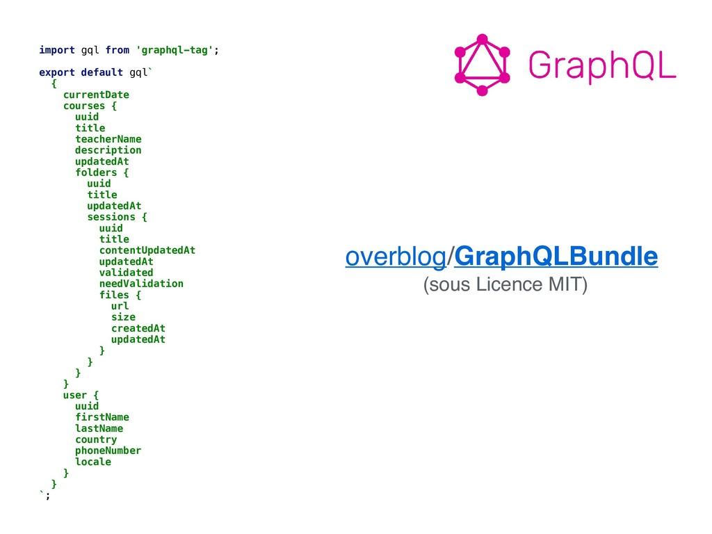 import gql from 'graphql-tag'; export default g...