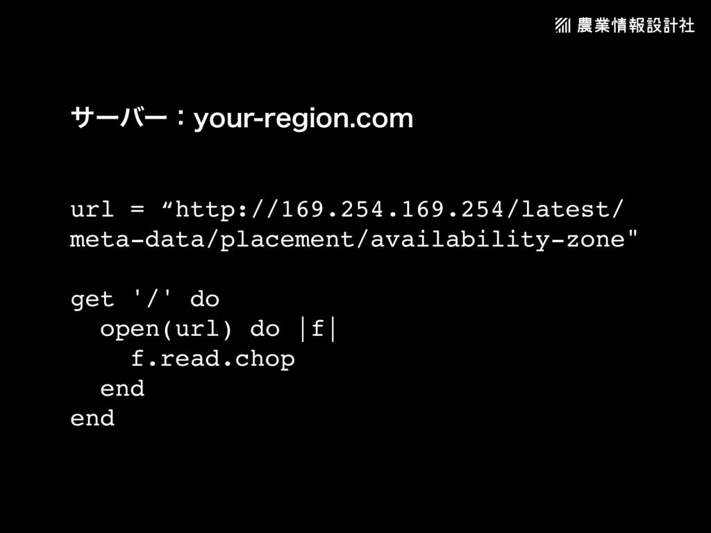 "url = ""http://169.254.169.254/latest/ meta-data..."
