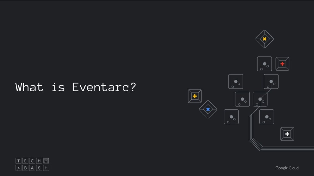 What is Eventarc?