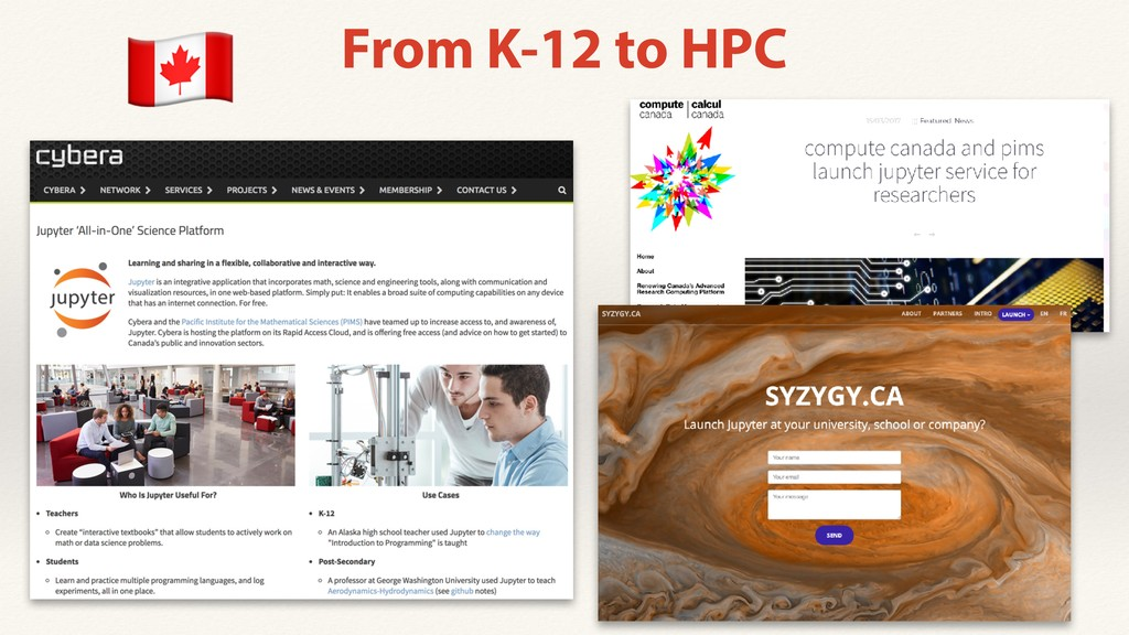 From K-12 to HPC !