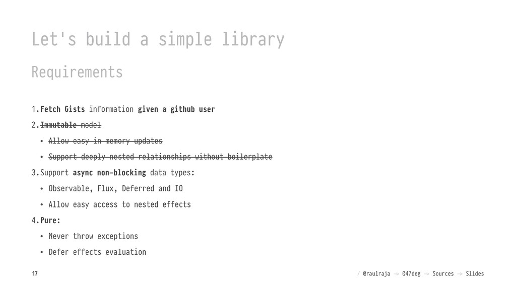 Let's build a simple library Requirements 1.Fet...
