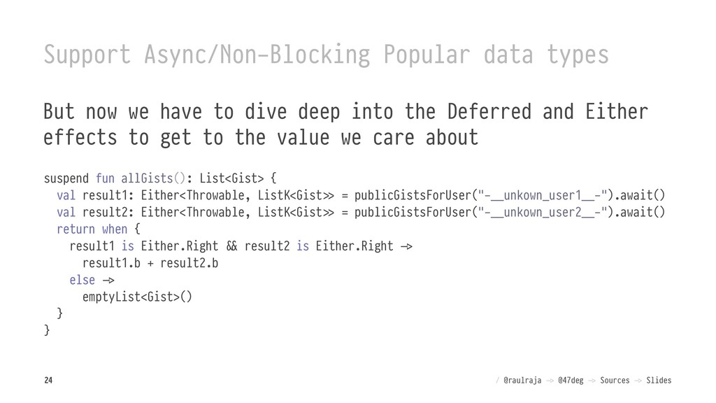 Support Async/Non-Blocking Popular data types B...