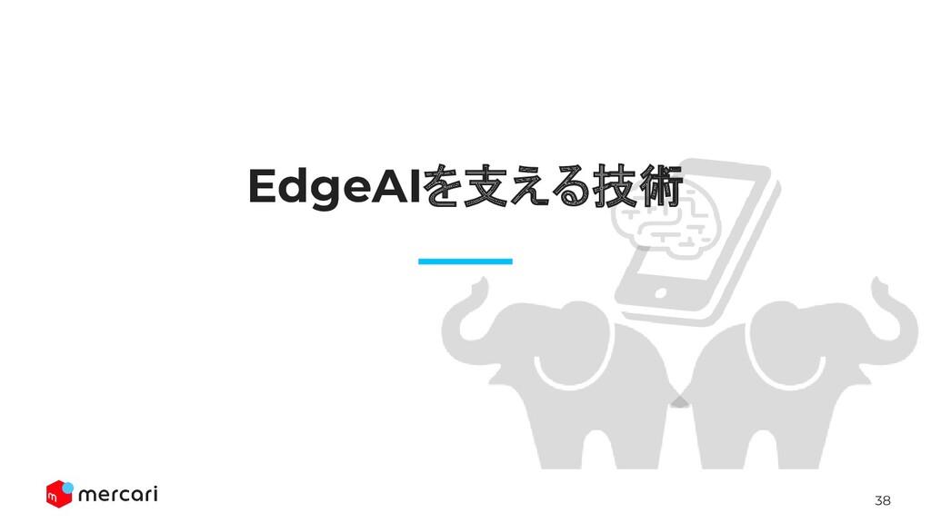 38 EdgeAIを支える技術