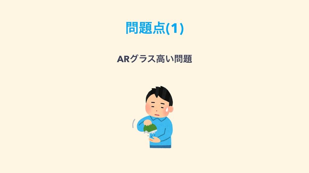 (1) ARάϥεߴ͍