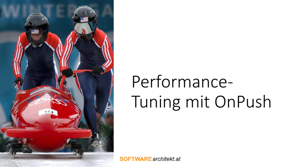 Performance- Tuning mit OnPush