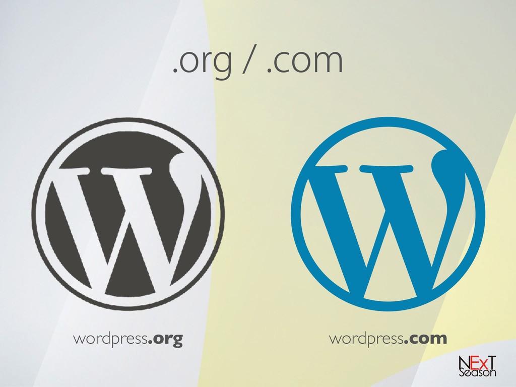 PSHDPN wordpress.org wordpress.com