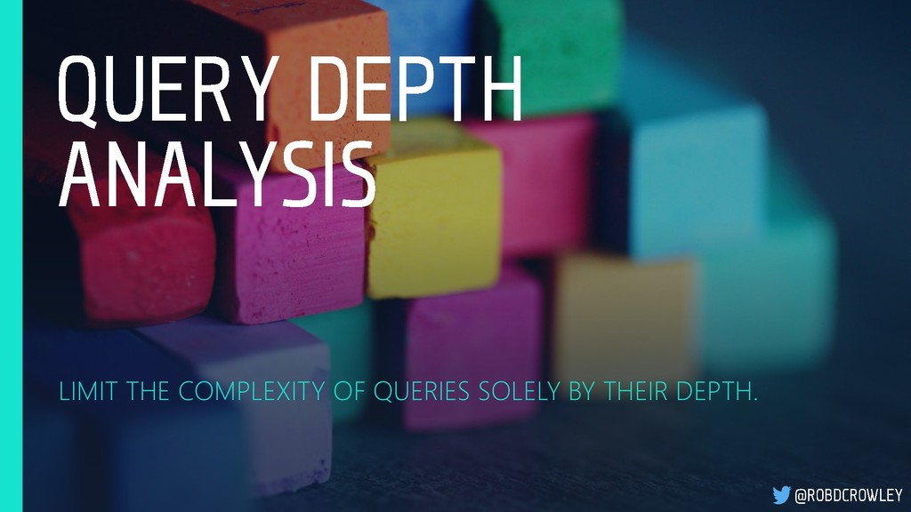 LIMIT THE COMPLEXITY OF QUERIES SOLELY BY THEIR...
