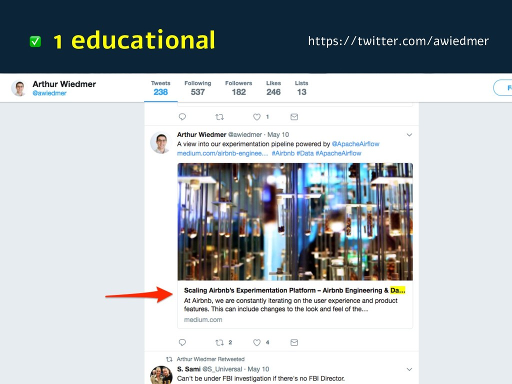1 educational ✅ https://twitter.com/awiedmer