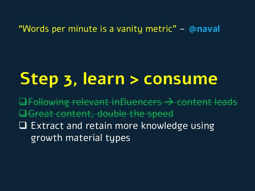 qFollowing relevant influencers à content leads...