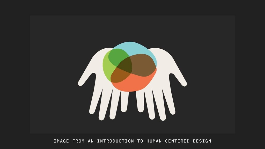 IMAGE FROM AN INTRODUCTION TO HUMAN CENTERED DE...