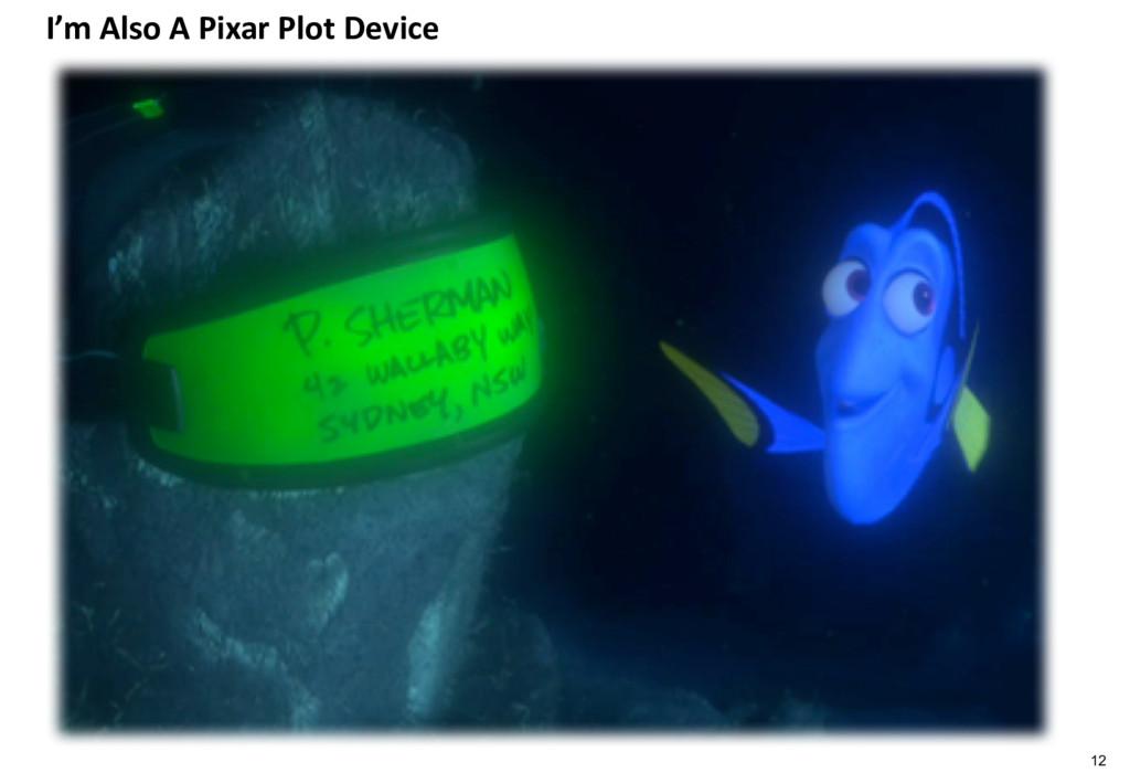 I'm Also A Pixar Plot Device 12