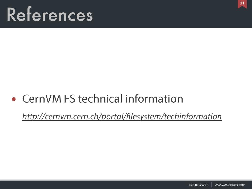 Fabio  Hernandez CNRS/IN2P3 compu>ng...