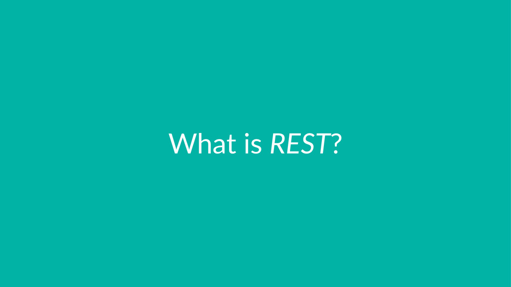 What%is%REST?
