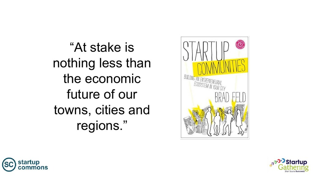 """""""At stake is nothing less than the economic fut..."""