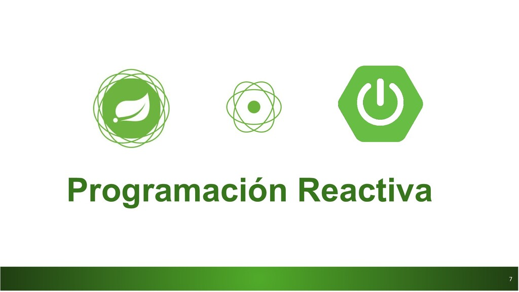 7 7 Programación Reactiva