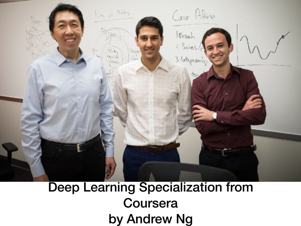 Deep Learning Specialization from Coursera by A...