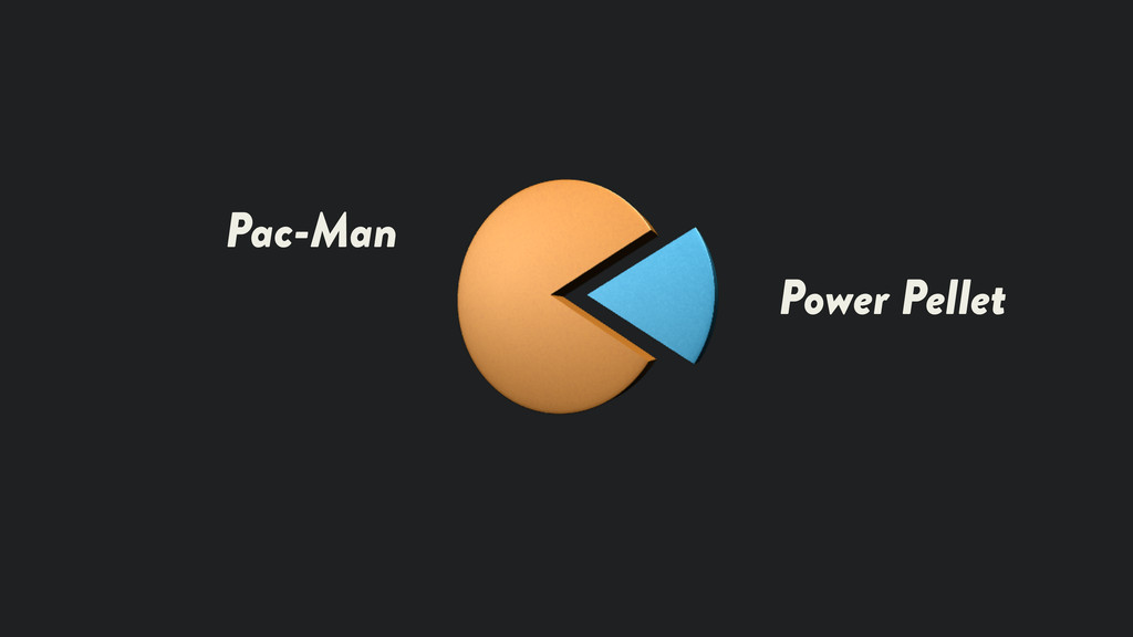 Pac-Man Power Pellet