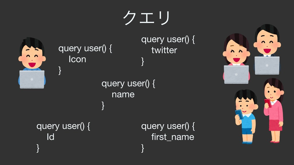 ΫΤϦ query user() {  name  } query user() {  firs...