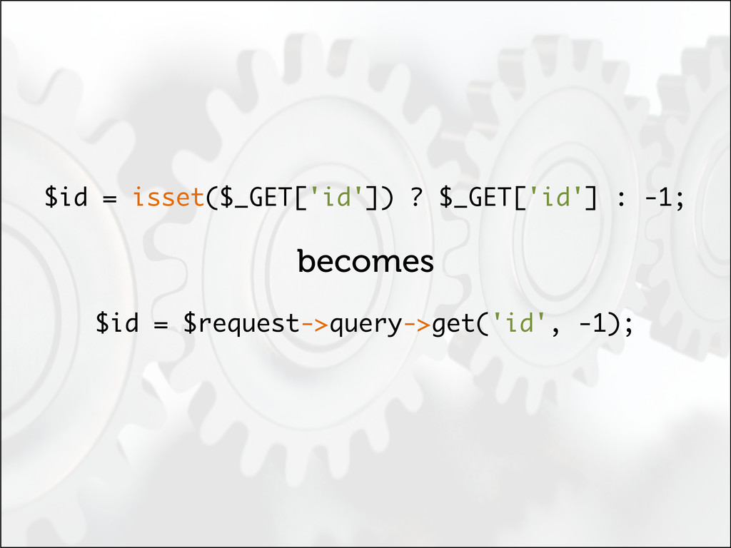 $id = isset($_GET['id']) ? $_GET['id'] : -1; be...