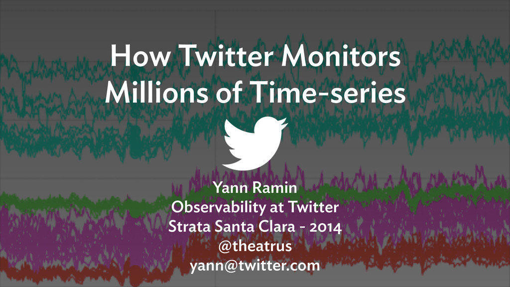 How Twitter Monitors Millions of Time-series Ya...