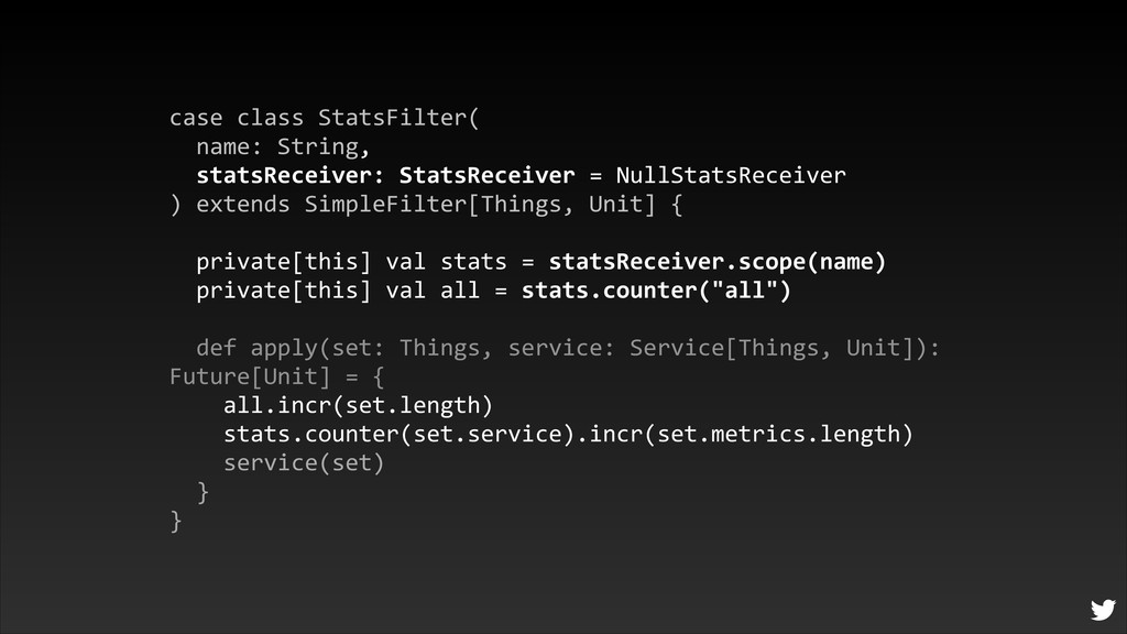case  class  StatsFilter(       name:  String, ...