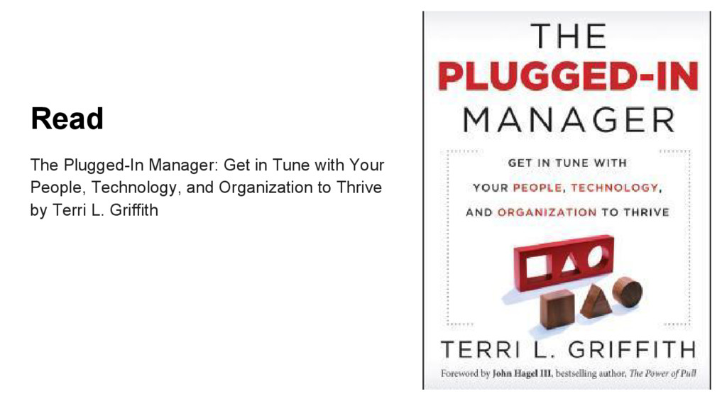 Read The Plugged-In Manager: Get in Tune with Y...