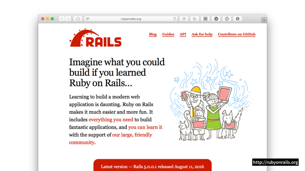 http://rubyonrails.org