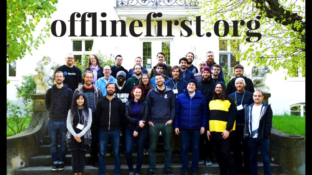 offlinefirst.org