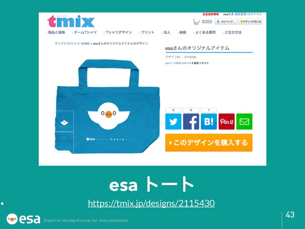 43 esa τʔτ • https://tmix.jp/designs/2115430