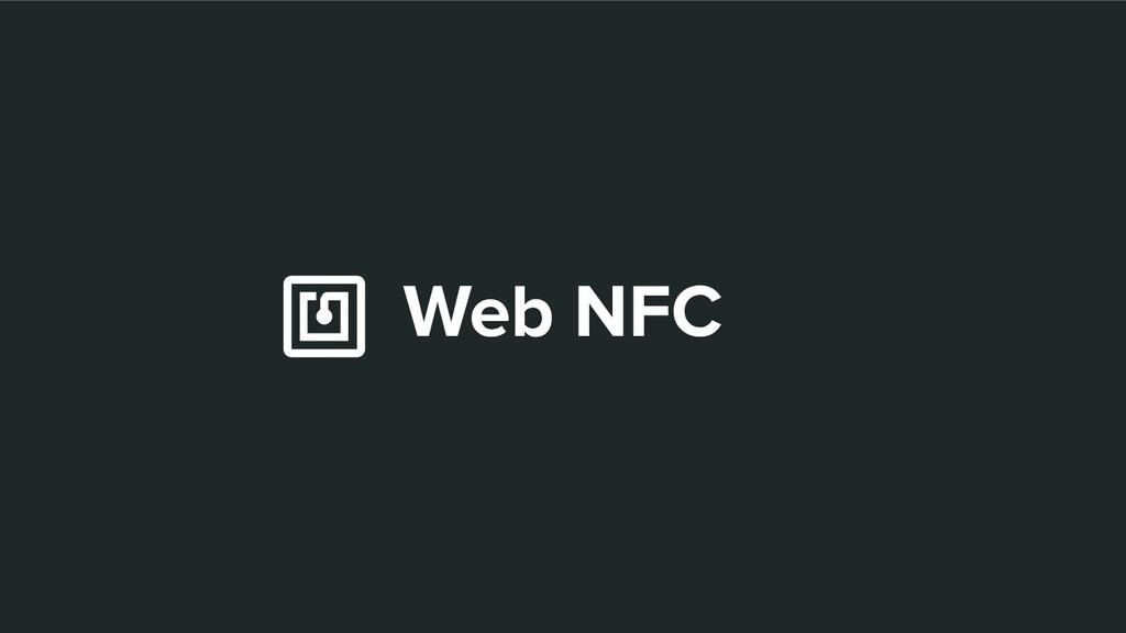 Web NFC