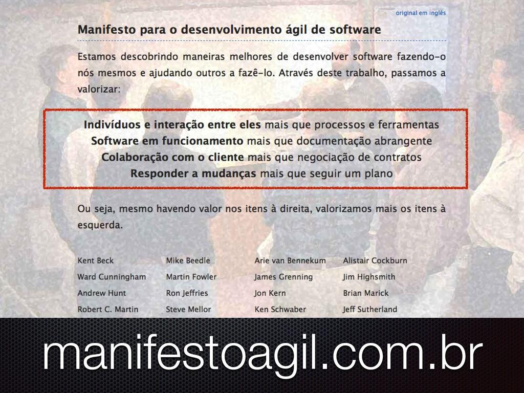 manifestoagil.com.br