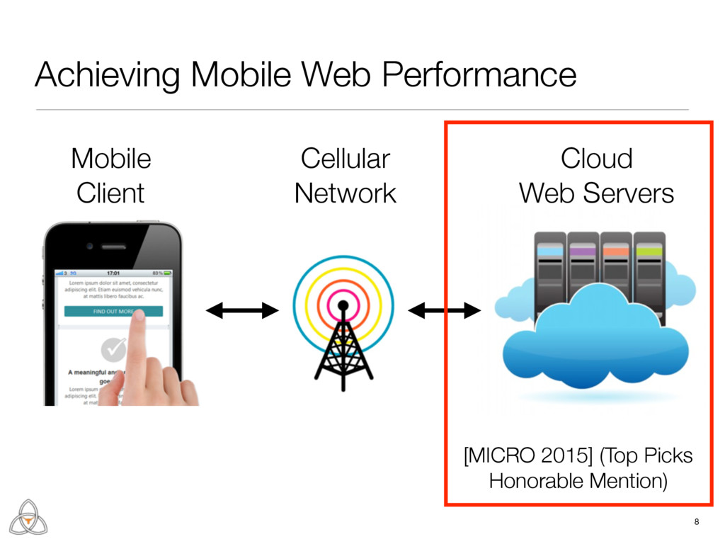 8 Achieving Mobile Web Performance Mobile Clien...