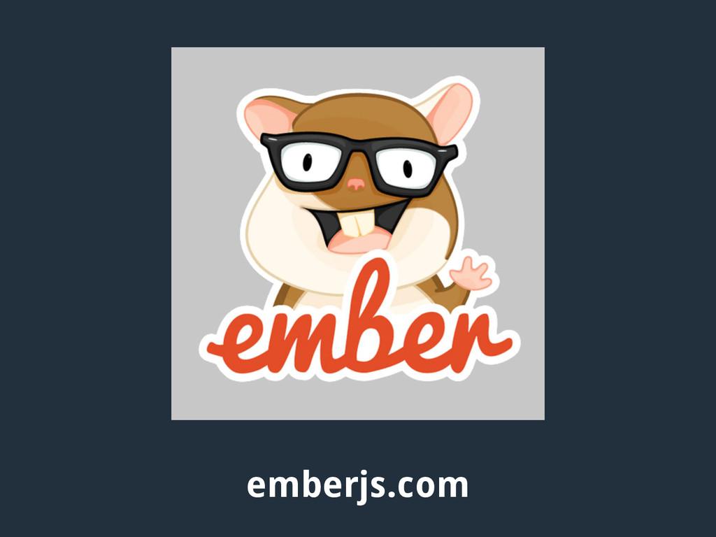 emberjs.com